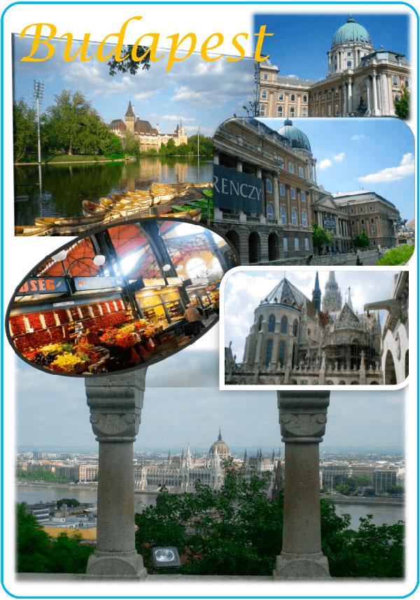 Guía Budapest en 4 días