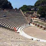 Anfiteatro en Ostia Antica
