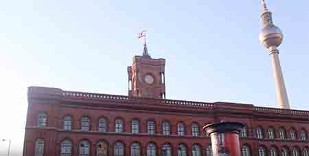 Ayuntamiento de Rotes Rathaus
