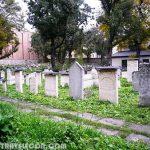 Cementerio Judio en Cracovia