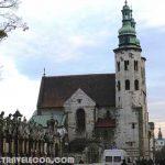 Iglesia de San Andrés en Cracovia
