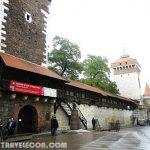 Museo la Muralla en Cracovia