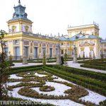 Palacio de Wilanów en Varsovia