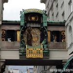 Reloj Anker en Viena