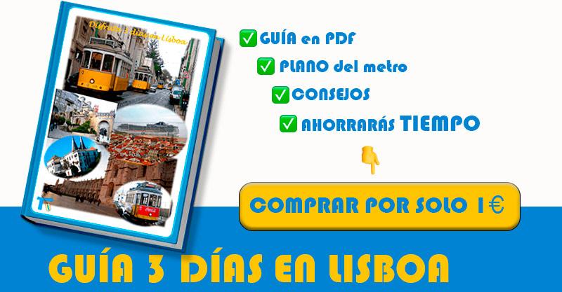 Comprar Lisboa en 3 dias
