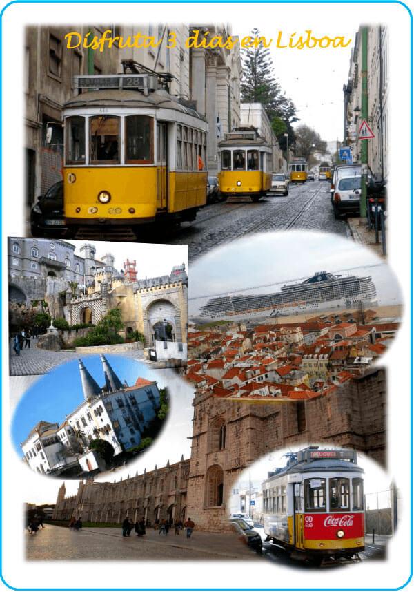 Guía disfruta Lisboa en 3 días