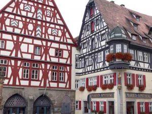 Foto de Rothenburg ob der tauber