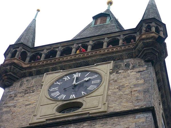 Reloj de Praga