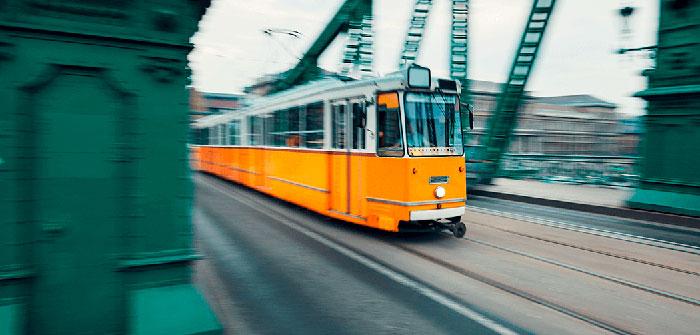 Tranvía Budapes