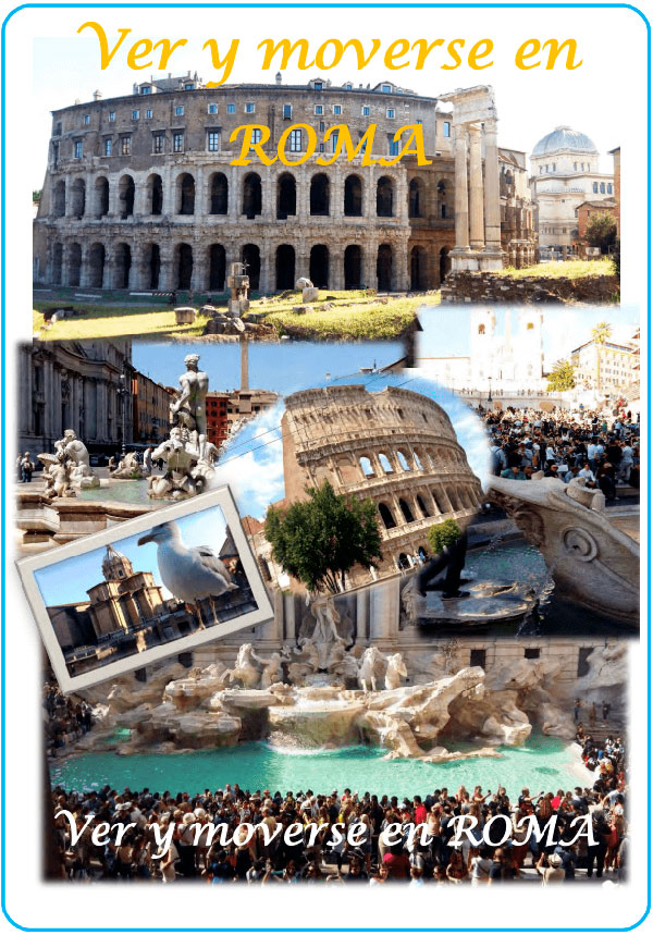Guía para ver Roma en 4 días