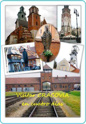 Guía para visitar Cracovia en 4 dias